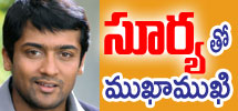 interview with actor surya