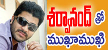 Interview with Sharwanand