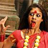 nayanatarai with horror look