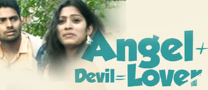 angel+devil = lover short flim