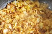 Cabbage Lemon Curry