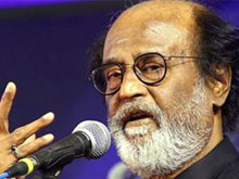 Rajinikanth's political superstar?