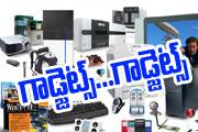 Gadgets gadgets gadgets