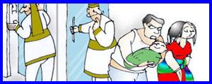 family restaurent cartoons