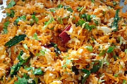 Carrot Salad Curry