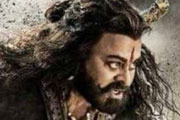 Chiranjeevi  with syeraa