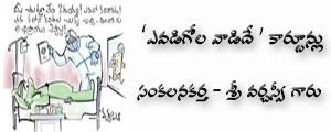 Evadigola vadide cartoons
