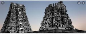 కపాలీశ్వర ఆలయం.