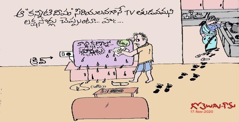 TV సీరియల్ అయ్యాక...