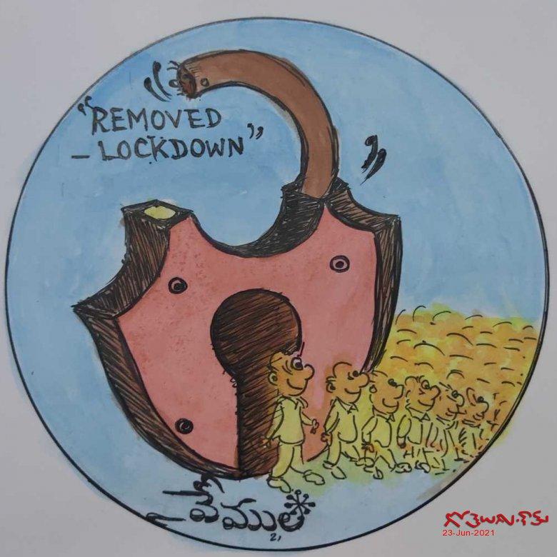 Removed  Lockdown....