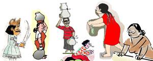 Telugu Cartoons of Gotelugu Issue No 266