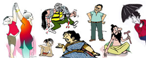 Telugu Cartoons of Gotelugu Issue No 284