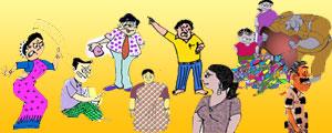 Telugu Cartoons of Gotelugu Issue No 292