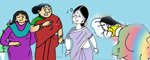 Telugu Cartoons of Gotelugu Issue No 327